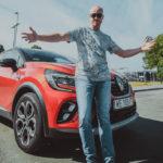 marimelli proovisõit: Renault Captur - mikromaastur, mis sobib ka maanteele