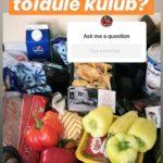 #nädalakokkuvõte: 54€ nädala toidukorv