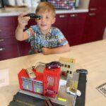 HEDON UNBOXIB: tikutopsimänguasjade areng