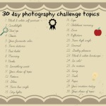 30 day photography challenge – kuhu ma end segasin?