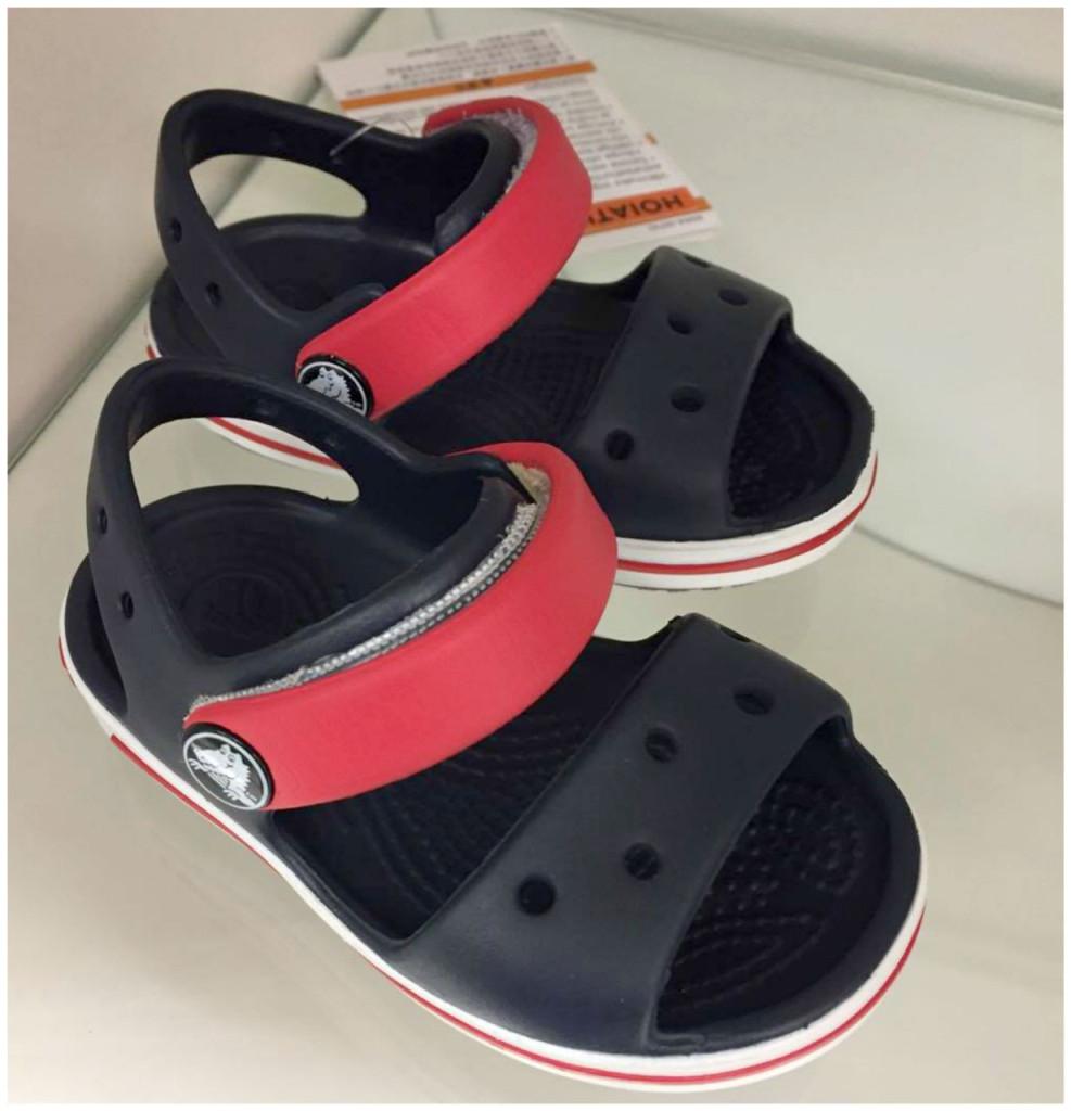 crocs-laste-sandaalid