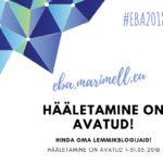 Eesti Blogiauhinnad hääletamine on avatud!