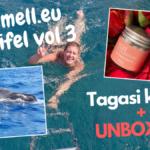 Reisivlog #3: vaatasime delfiine 🐬, Meelis sõitis auto katki ja jõudsime koju 👨👩👦
