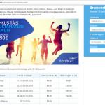 Nordica: see pole eksitav reklaam, kui ühel päeval selline hind ikkagi leidub